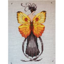 Miss Solar Ellipse Butterfly Misses Collection - Fiche Nora Corbett