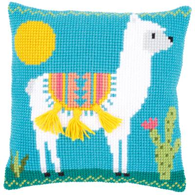 Lama - kit Coussin gros trous - Vervaco