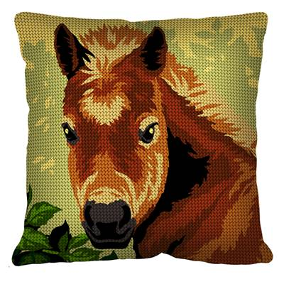 Le Poney - Kit coussin gros trous - Margot de Paris