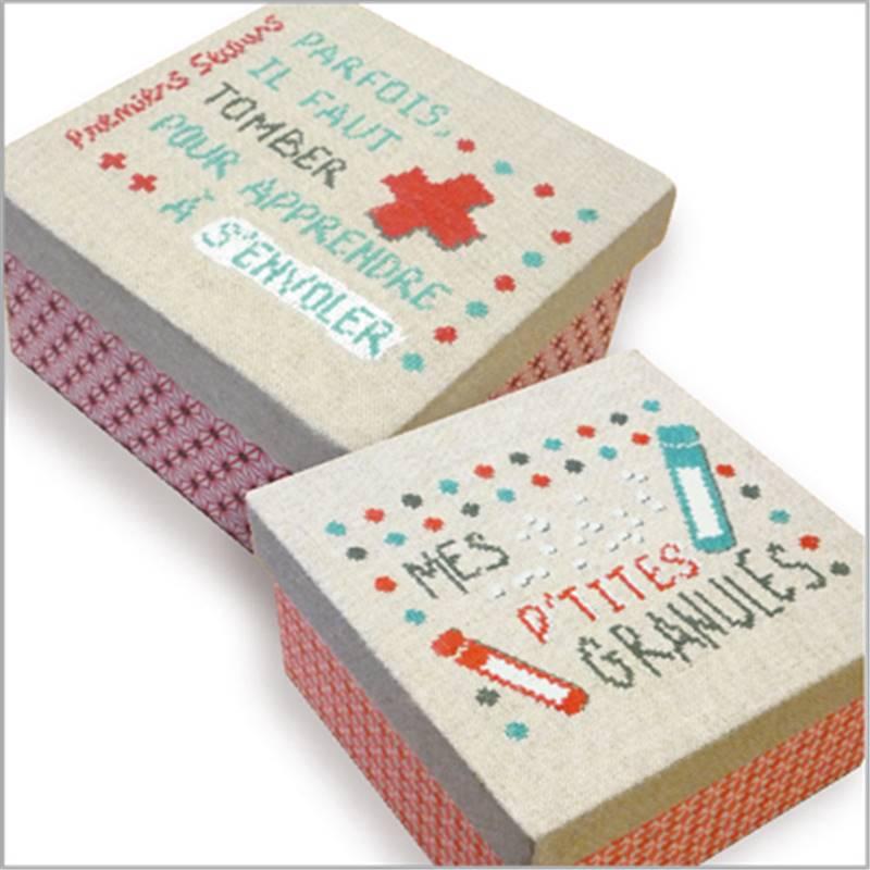 Lilipoints fiche les bo tes pharmacie v001 granules et - Boite a pharmacie mural ...