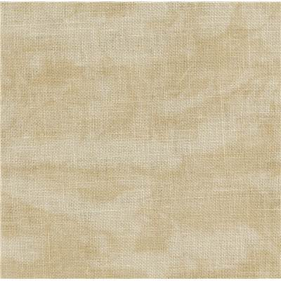 Toile Zweigart lin Vintage Belfast 12 fils Country Mocha (3009)