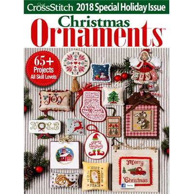 Magazine JCS Christmas Ornaments 2018