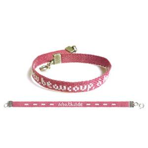 Bracelet Rose à broder (semi-kit) - Lilipoints