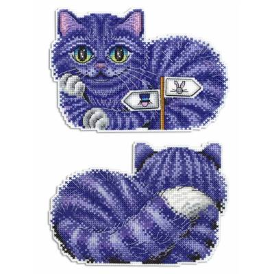 Mp Studia Kit Chat Du Cheshire P 402 Univers Broderie