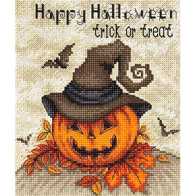 Trick Or Treat - Kit point de croix - LETISTITCH