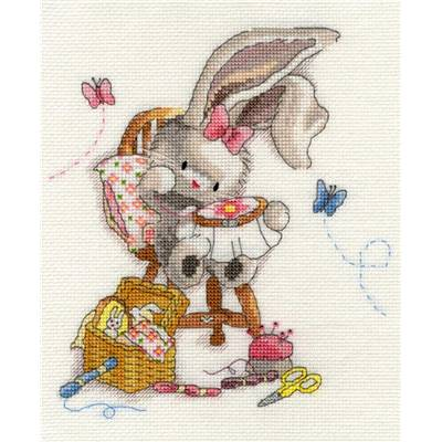 Bebunni Sewn With Love - Kit Bothy Threads