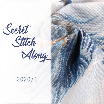 Lanarte Secret Stitch Along 2020 - projet Lanarte