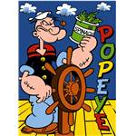 Spinach Popeye canevas - Margot