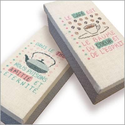 <div class=alt><div class=desc><h2>Les boîtes à thé/café - fiche point de croix (v002) - lilipoints</h2></a><br>Les boîtes à thé/café - fiche point de croix (v002) - lilipoints<br><br></div></div>