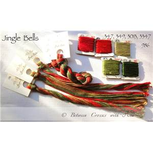 Fil Nina's Threads Jingle Bells