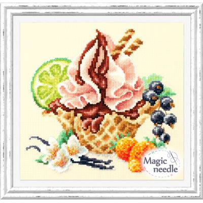 Vanille Ice Cream - Kit Chudo Igla (Magic Needle)