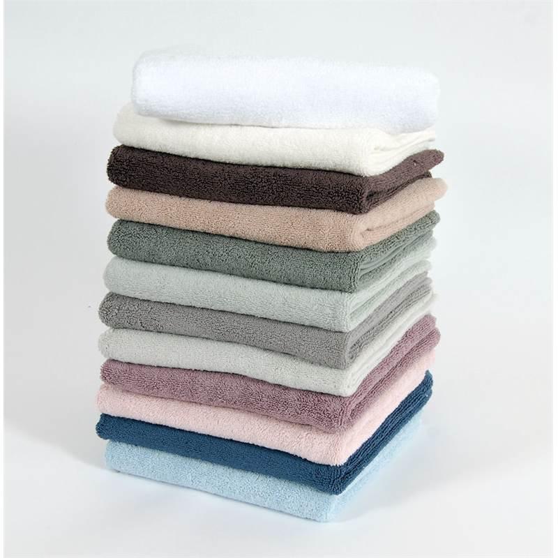 Dmc serviettes de bain broder cl082 univers broderie - Descamps linge de bain ...