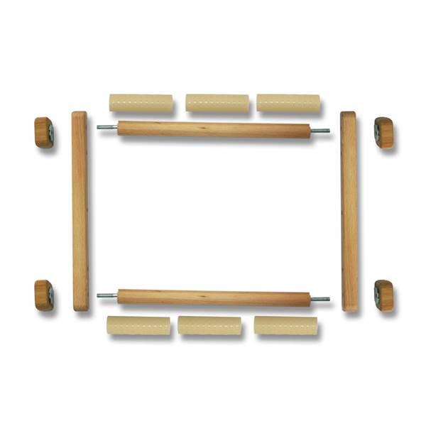 m tier rotatif clips 20 x 24 cm chez univers broderie. Black Bedroom Furniture Sets. Home Design Ideas