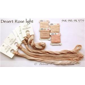 Fil Nina's Threads Desert Rose Light