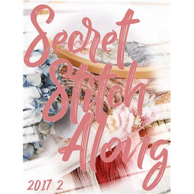 Lanarte Secret Stitch Along 2017 - projet Lanarte