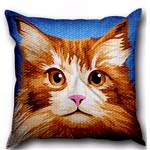 Chat Persan - Kit coussin gros trous - Margot