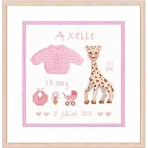 <div class=alt><div class=desc><h2>Axelle - kit point de croix naissance  - le bonheur des dames</h2></a><br>Axelle - kit point de croix naissance  - le bonheur des dames<br><br></div></div>