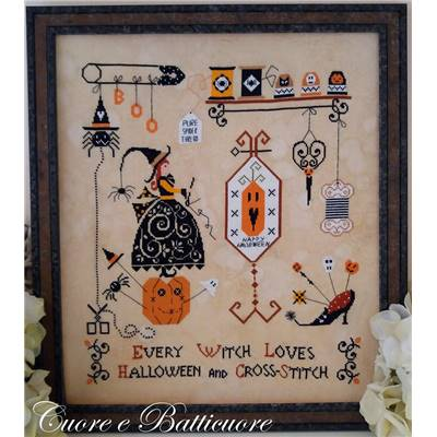 Every Witch loves Halloween - fiche Cuore E Batticuore