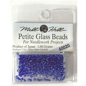Perles 40020 à 45270 Petite Glass Beads Mill Hill