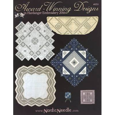 Magazine Award Winning Designs in Hardanger Embroidery 2016