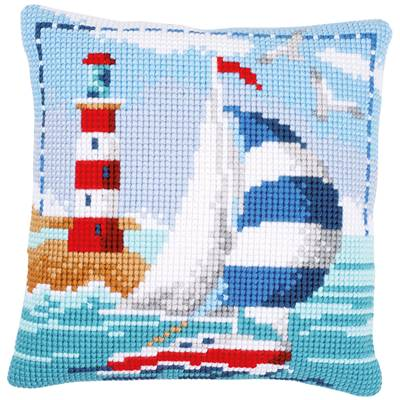 Le Phare - kit Coussin gros trous - Vervaco