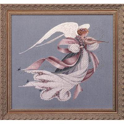 Angel of Spring (fiche) - Lavender and Lace
