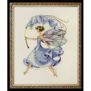 Bluebell Spring Garden Pixie Couture Collection (fiche) - Nora Corbett