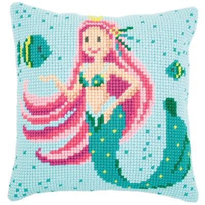 Sirène - kit Coussin gros trous - Vervaco