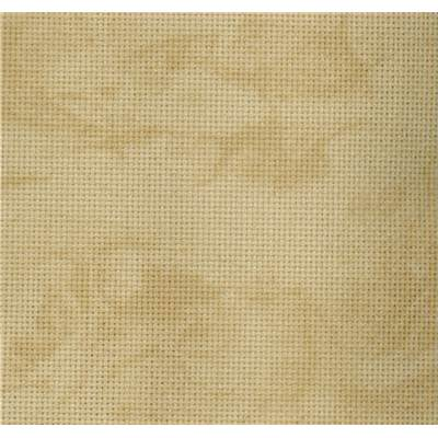 Toile Zweigart Aïda Country Mocha 7 pts (3009)