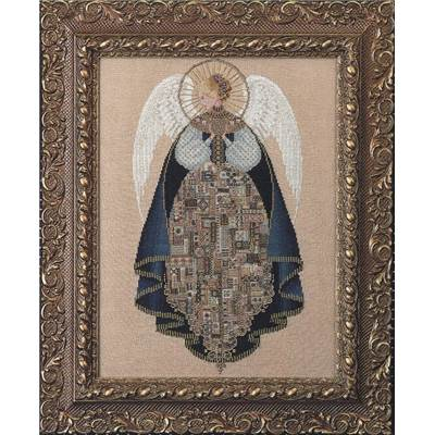 Angel of Love (fiche) - Lavender and Lace