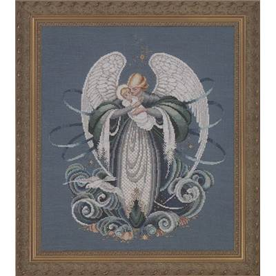 Angel of the Sea (fiche) - Lavender and Lace