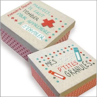 <div class=alt><div class=desc><h2>Les boîtes à pharmacie - fiche point de croix (v001) - lilipoints</h2></a><br>Les boîtes à pharmacie - fiche point de croix (v001) - lilipoints<br><br></div></div>