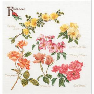 Rose Sampler (kit) - Thea Gouverneur