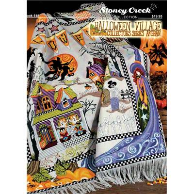Halloween Village - Livret Stoney Creek