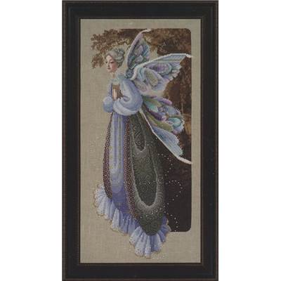 Fairy Grandmother (fiche)- Lavender and Lace
