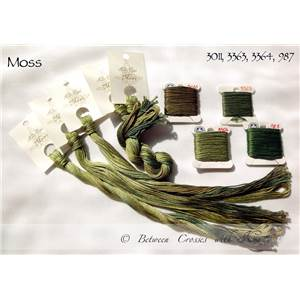 Fil Nina's Threads Moss