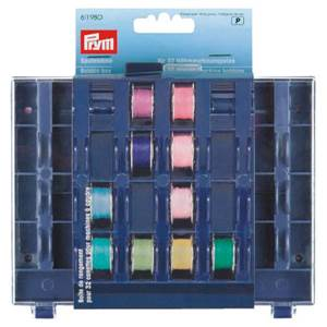 Mercerie boite de rangement pour canettes machine prym 611980 for Boite de rangement mercerie