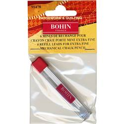 Recharge Porte-Mine 0.9 mm blanc - Bohin