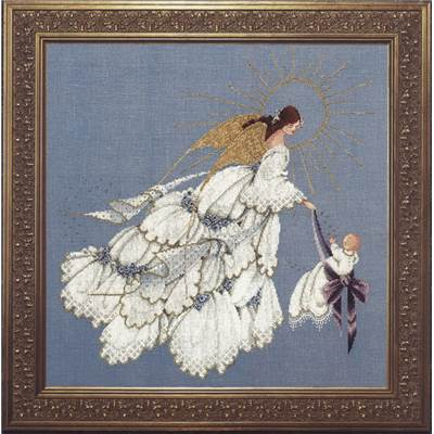 Angel of Mercy II (fiche) - Lavender and Lace
