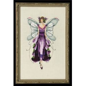 Violet Pixie Couture Collection (fiche) - Nora Corbett