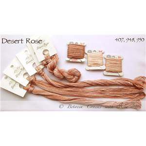 Fil Nina's Threads Desert Rose