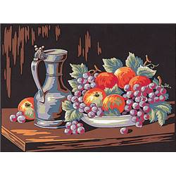 Nature morte - canevas pénélope - Margot de Paris