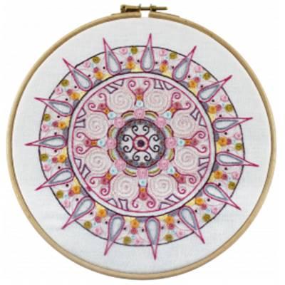 5 Needle moins le canevas point de croix Chats Needle moins Aiguille Support