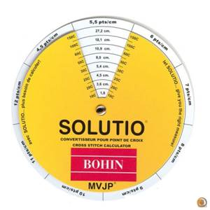 Convertisseur point de croix Solutio - Bohin