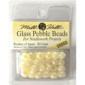 Perles 05002 à 05609 Pebble Beads Mill Hill